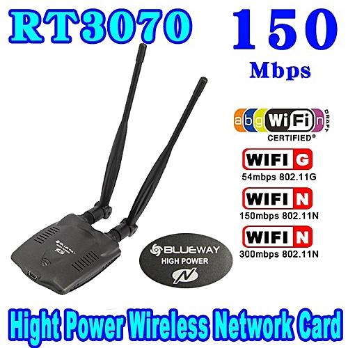 3000mW High Power Wireless Network Adapter Network Adapter WiFi Receiver