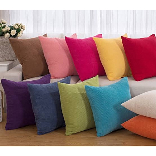 Ved Rainbow Throw Pillows Set (10 Pieces + 1 Free)