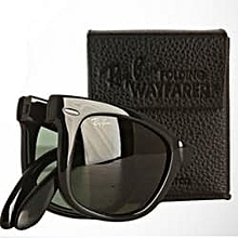 834b0a088cb Folding Wayfarer Sunglasses