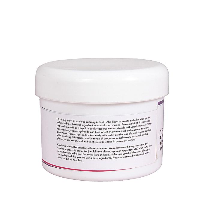 Lye-Sodium Hydroxide