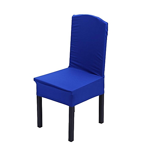 Elastic Chair Covers Home Seat Slipcover Decoration #Blue