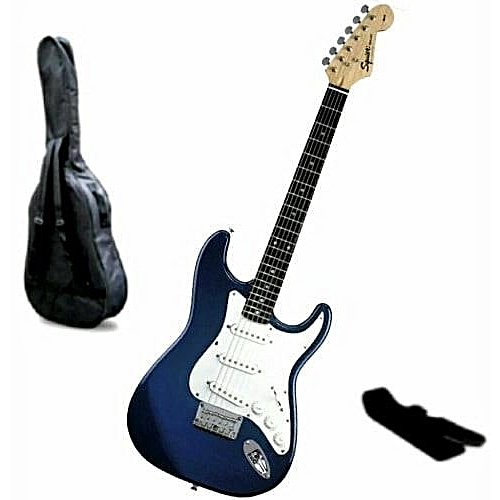 Electric Lead Guitar With Bag & Stand/ Sunburst/red/black / Blue Any Of This Colour