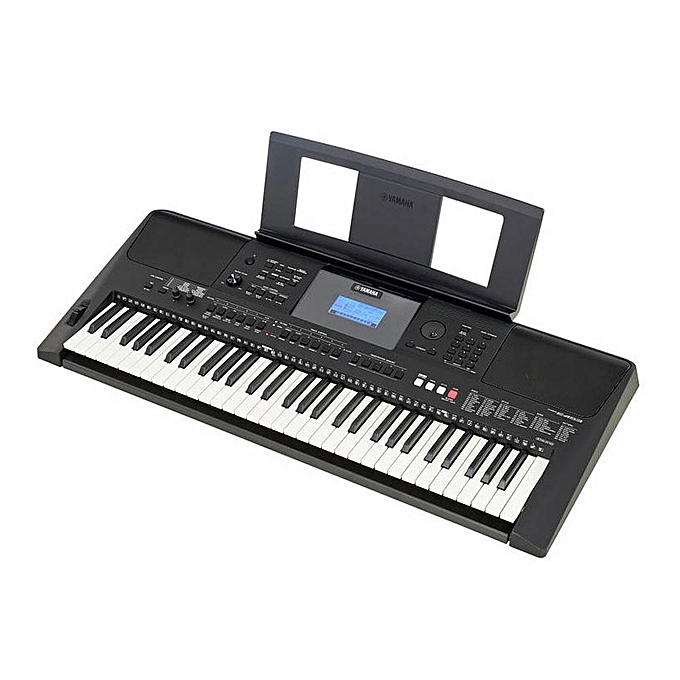 yamaha yamaha psr e453 61 key touch response portable. Black Bedroom Furniture Sets. Home Design Ideas