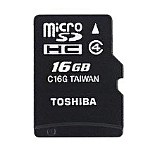 16gb Toshiba Micro Sd With Adapter