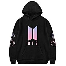 BTS LOVE YOURSELF   Unisex Long Sleeve Hoodies Sweatshirts K-Pop Bangtan  Album Hooded Hoodie 39b3f5c60f3