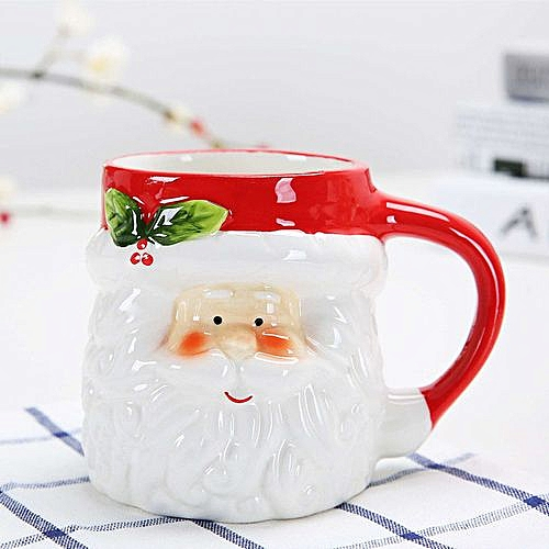 Creative Cartoon Image 3D Effect Cup-