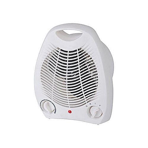 Room Fan Heater- White 1000-2000w