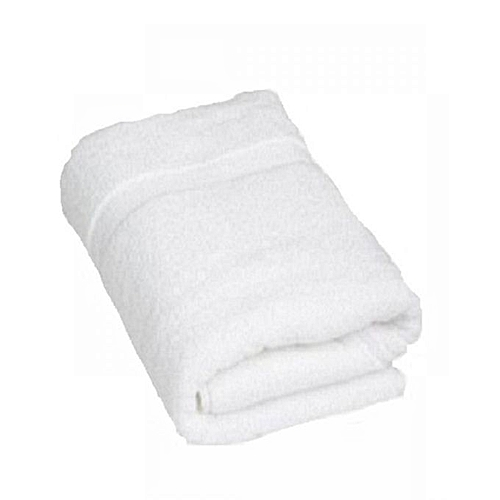 Pure Cotton Face Towel 6-in-1-White