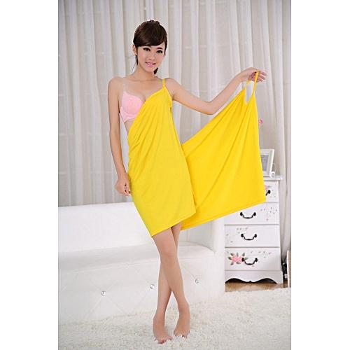 Deep V Sexy Ice Silk Condole Belt Beach Dress