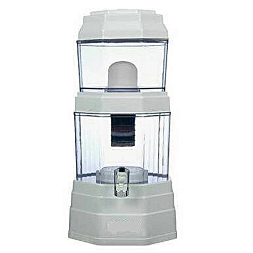 25L Water Purifier Filter & Dispensing Tap