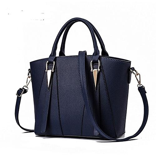 Newest Cross Body Shoulder Bag Lady Wholesale Handbag - Blue