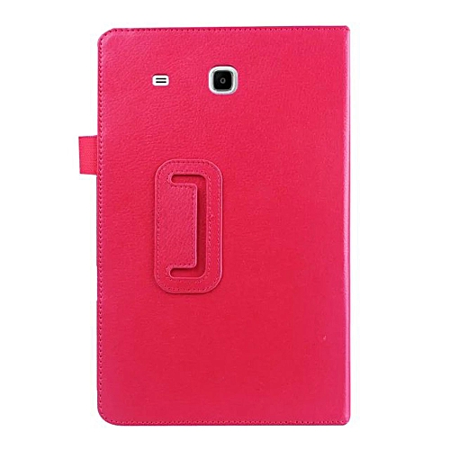 Leather Stand Flip Case Cover For Samsung Galaxy Tab E T560 Hot