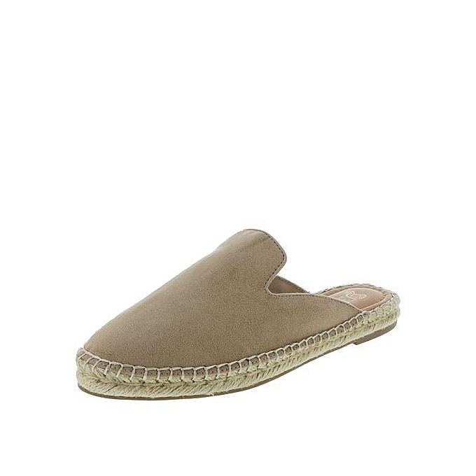 98b198fa5d8 Women's Beth Espadrille Flat Sandals - Neutral Brown