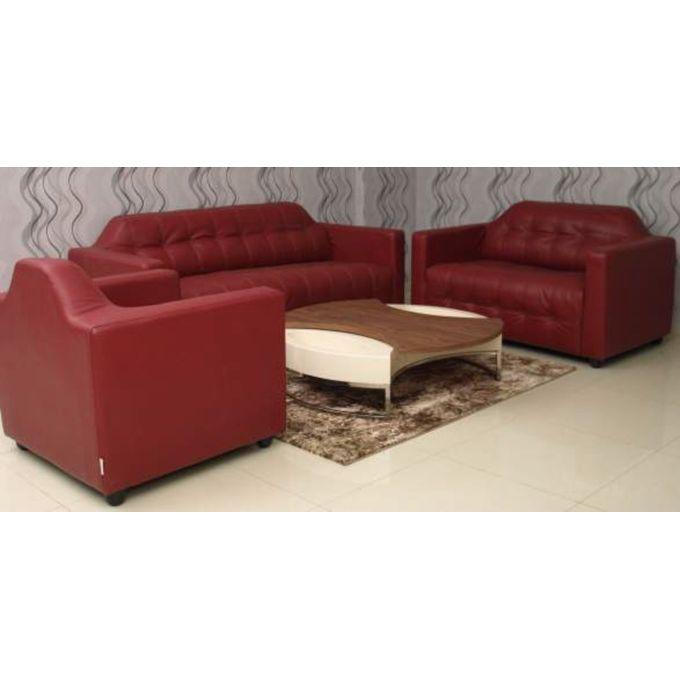 Alibert Furnitures Alvin Leather Sofa Buy Online Jumia Nigeria