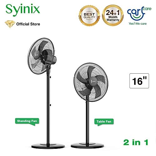 FSS16N-508 Standing Fan ( Can Be Used As Table Fan )