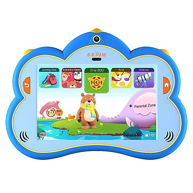 BB Paw Children Learning Tablet
