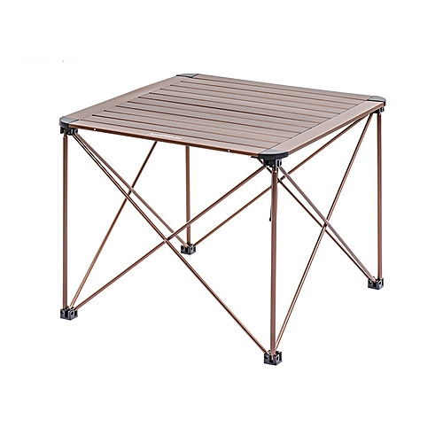 Naturehike Outdoor Portable Folding Table Aluminum Camping Picnic Desk S