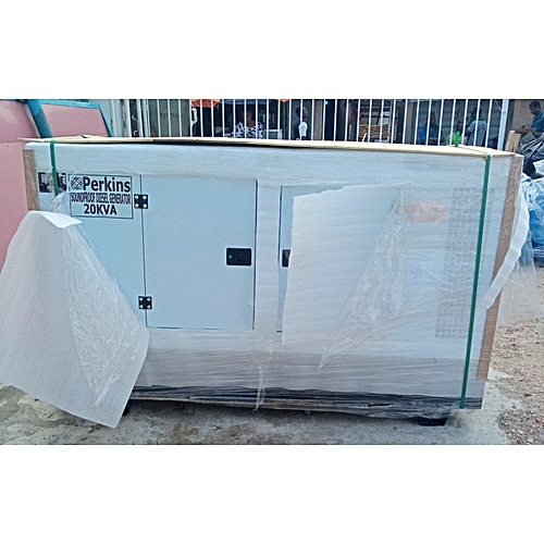 Soundproof Diesel Generator 20kva