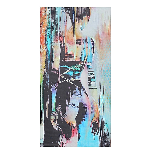 Abstract Art Woman Girl Back Canvas Oil Print Painting Picture Home Wall Decor # Unframed