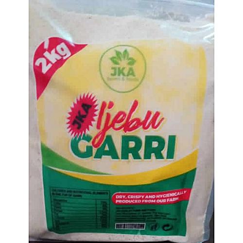 Premium Ijebu Garri- 2KG