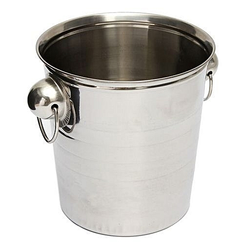 Stainless Steel Ice Bucket 5 Liters