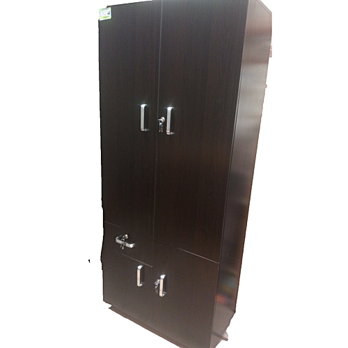 Modern Wardrobe With Drawer - 32inches X 6 Feet (Delivery Within Lagos Only)