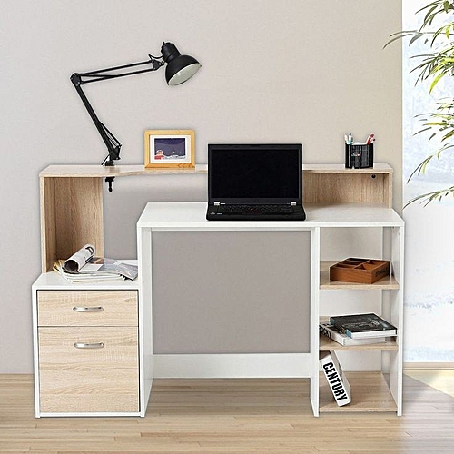 Home Office - White (DELIVER WITHIN LAGOS AND ABUJA ONLY)