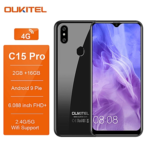 OUKITEL C15 Pro - 4G - 6 088