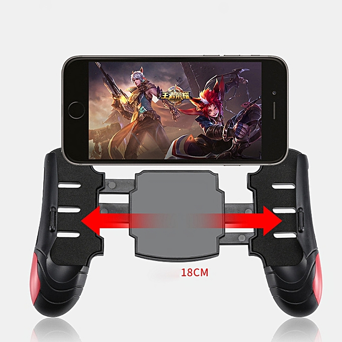 ... For PUBG Game Controller Mobile Joystick Gamepad Ergonomic Design Handle Holder ...