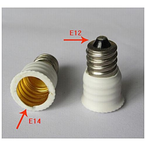 Bulb Socket Adapter Heat Resistant Home Office LED Light
