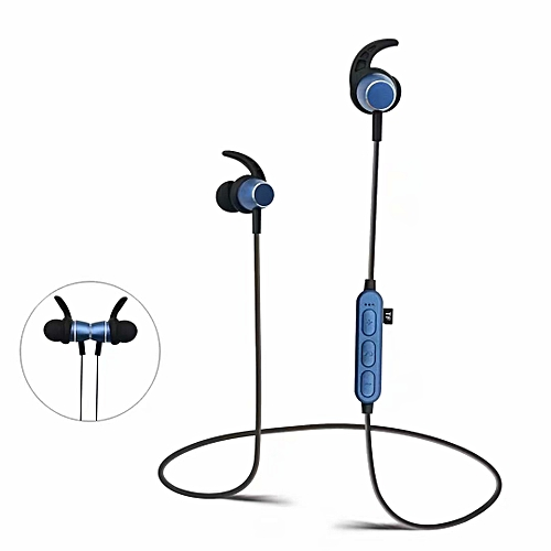 Wireless Bluetooth Headphone Wireless Bluetooth Earbud Portable Support 32GB TF Card FM Radio Hands Free Stereo