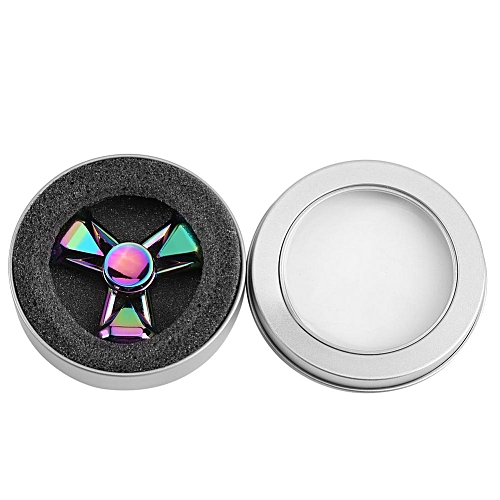 1Pc New Fashionable Fingertip Spinner Steel Balls Bearing Stress Relief EDC Hands Foucs Toy Hot