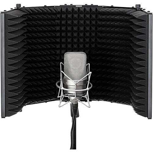 Vocal Booth/Mic Reflection Filter