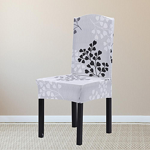 Removable Stretch Romantic Pattern Print Chair Covers Slipcovers Decoration #4