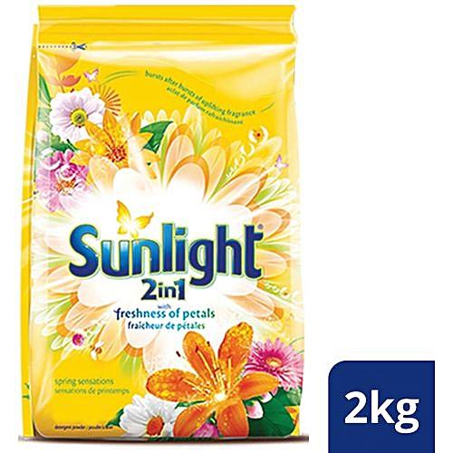 2in1 Spring Sensations Handwash Washing Powder 2Kg