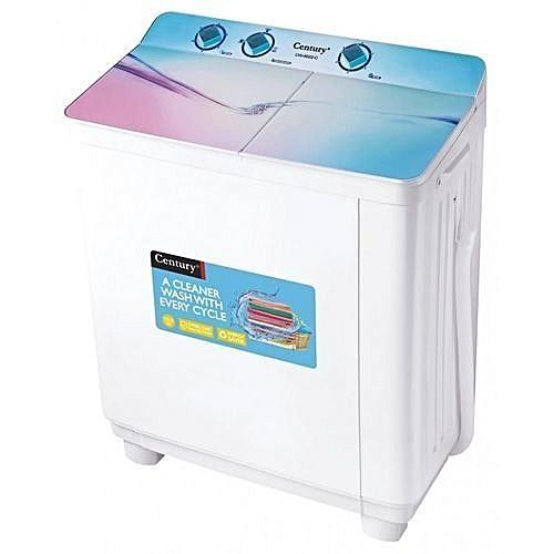Century  Semi-automatic Twin Tub Washing Machine - 10.2kg