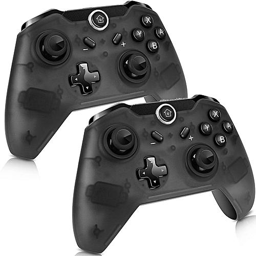 1 Pcs Or 2 Pcs Wireless Pro Controller Gamepad Joypad Remote Specification:2