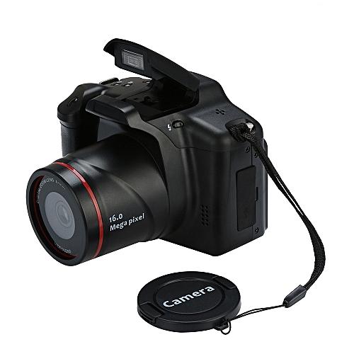 16MP 1080P 16X Zoom 2.4 Inch TFT Screen Anti-shake Digital SLR Camera With Builte CMOS Sensor Cameras Built-in Microphones DNSHOP