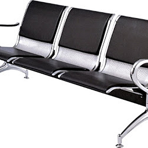Elegant Public Waiting Room Steel Chairs 3 In 1 Idea - Awesome waiting room chairs Model