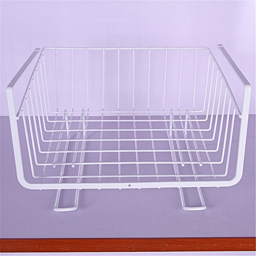 Multi-Function Hanging Storage Rack Library Shelf Desktop Office Storage Basket