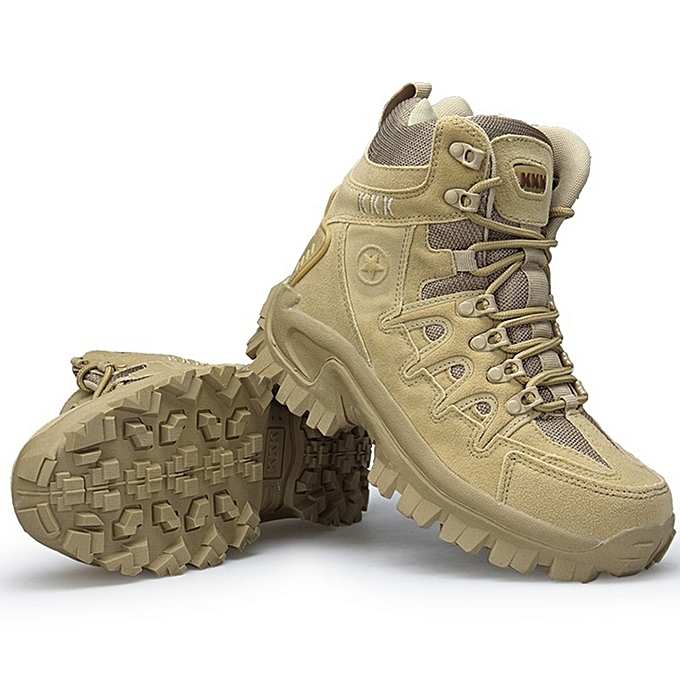 d53d6fb7957 Tactical Boots Outdoor Army Boots Hiking Shoes