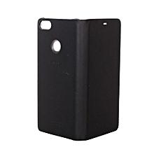 Infinix Note 5 Flip Case COVER BLACK