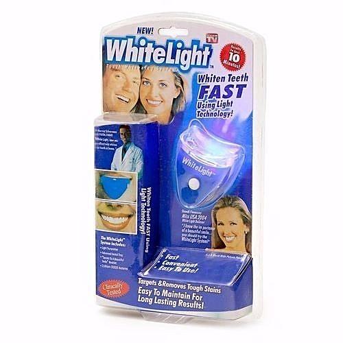 10 Minutes Teeth Whitening WhiteLight Advanced Laser Teeth Whitening Light