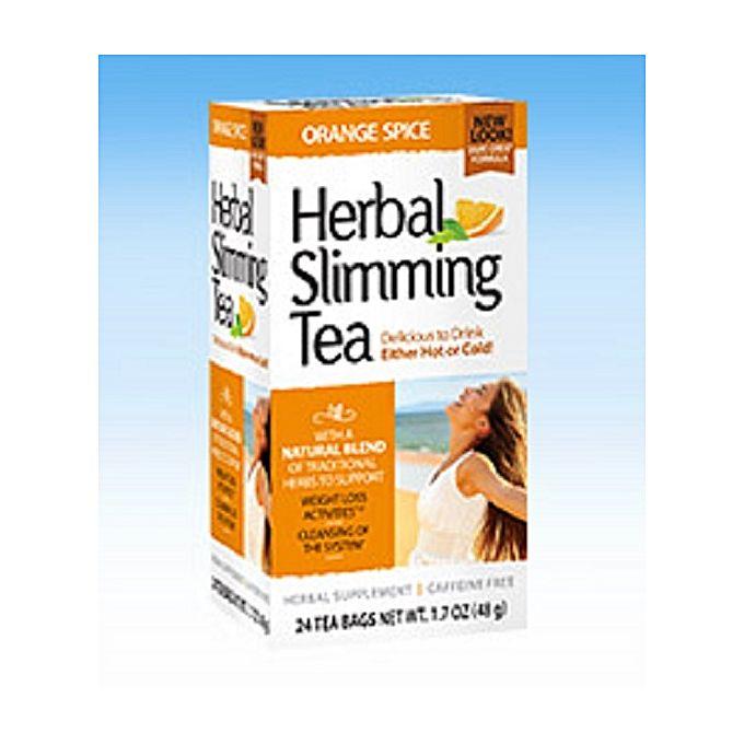 Buy Herbal Slimming Tea Orange Spice @ Best Prices Online ...