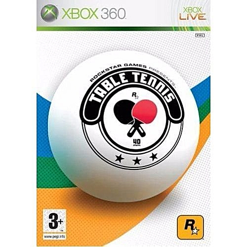 Table Tennis - Xbox 360 PAL