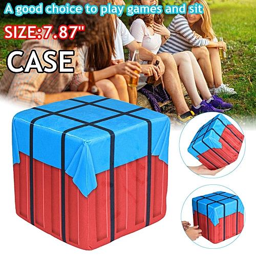 Playerunknown's Battlegrounds Airdrop Plush Drop Crate Toy Gift Keychain ?30cm?