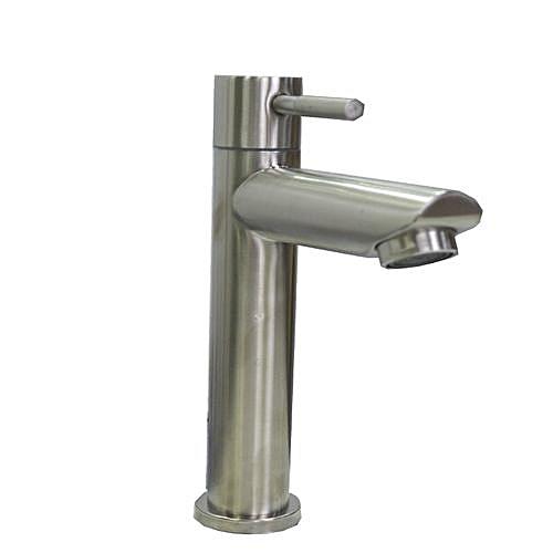 Bathroom Sink Faucet Cold Water Tap Modern Single Handle