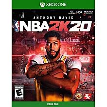 NBA 2K20 XBOX ONE. for sale  Nigeria