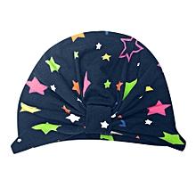 733cecd23b1 Hiaojbk Store Newborn Toddler Kids Baby Boys Girls Turban Beanie Hat  Headwear Cap-Navy
