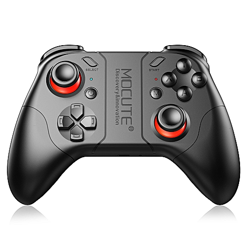 MOCUTE - 053 Bluetooth Gamepad Game Controller BLACK